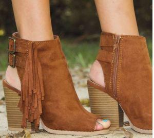 fringe shoes - modern ego