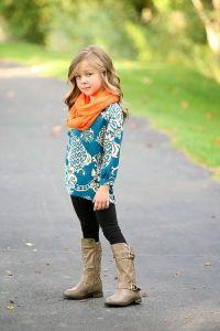 kids scarf