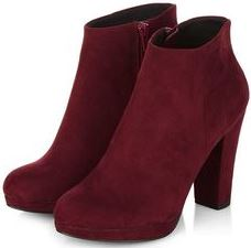 POLYVORE BOOTIES
